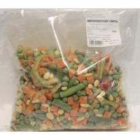 Мексиканская овощная смесь (коробка 10 кг)